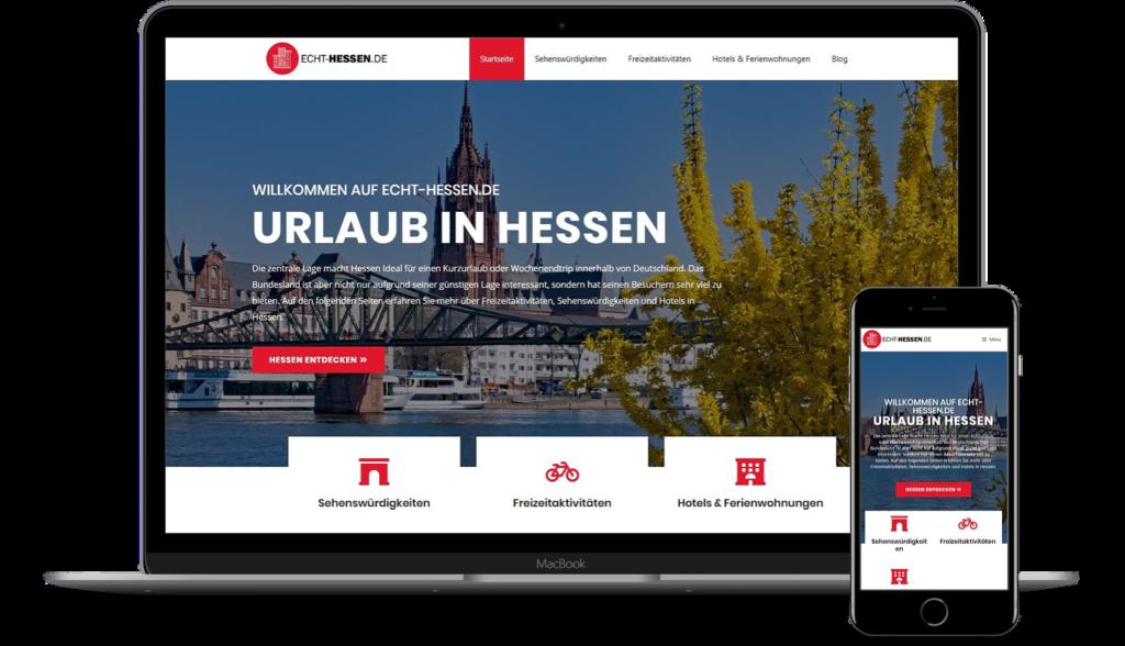 Echt-Hessen.de - Werbung für Ihr Hotel oder Restaurant in Hessen
