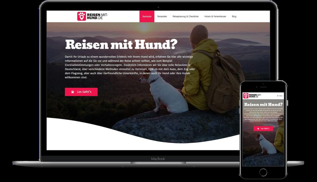 Reisen-mit-Hund.Tips - Werbung für Ihr Hotel oder Restaurant für Reisende mit Hunden