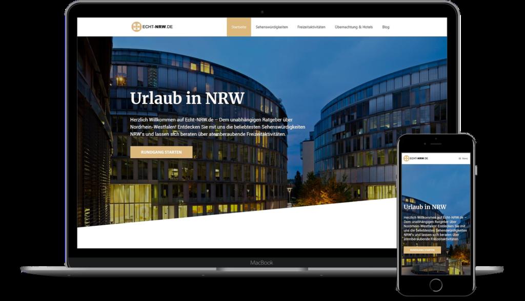 Echt-NRW.de - Werbung für Ihr Hotel, Restaurant oder Cafe in NRW