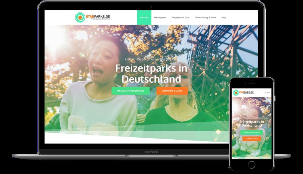 Starparks.de - Werbung für Ihr Freizeitpark und Hotel