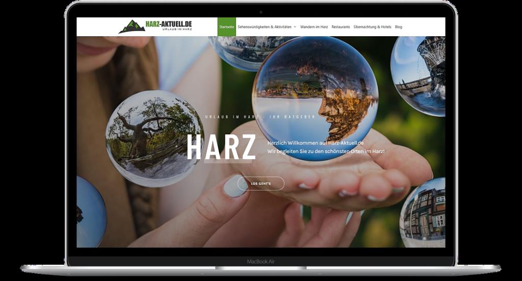 Harz-Aktuell.de - Werbung für Ihr Hotel oder Restaurant in der Harz