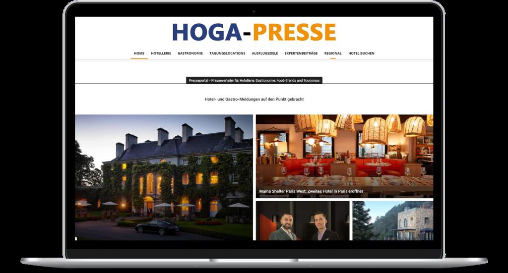 HOGA-Presse.de - Unser Premium Portal für Ihr Hotel Marketing