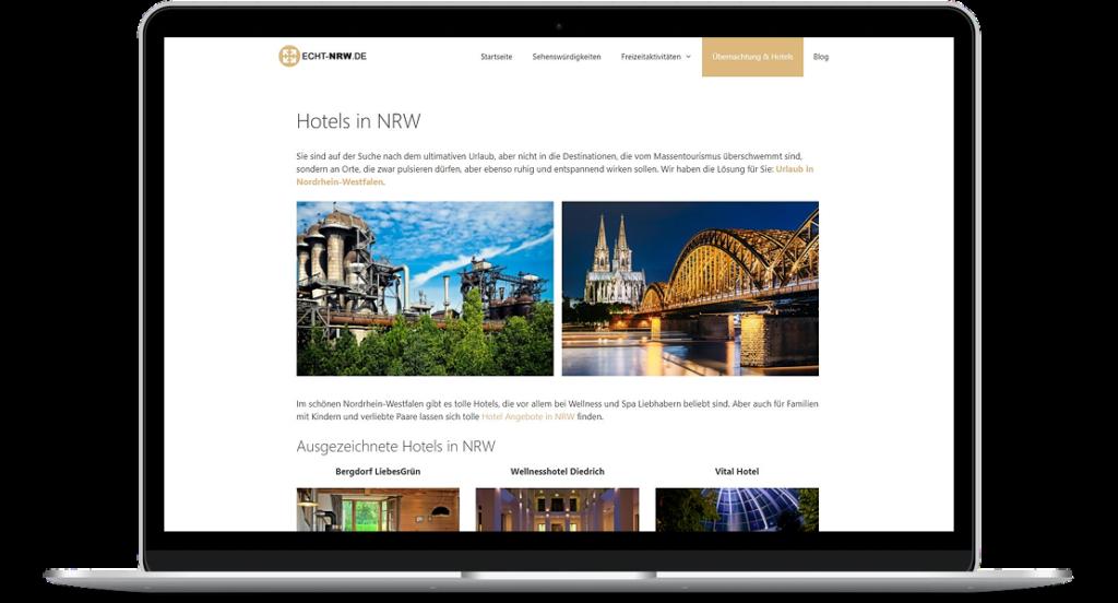 Blogbeitrag oder Pressemitteilung für Hotel oder Restaurant schreiben lassen und veröffentlichen