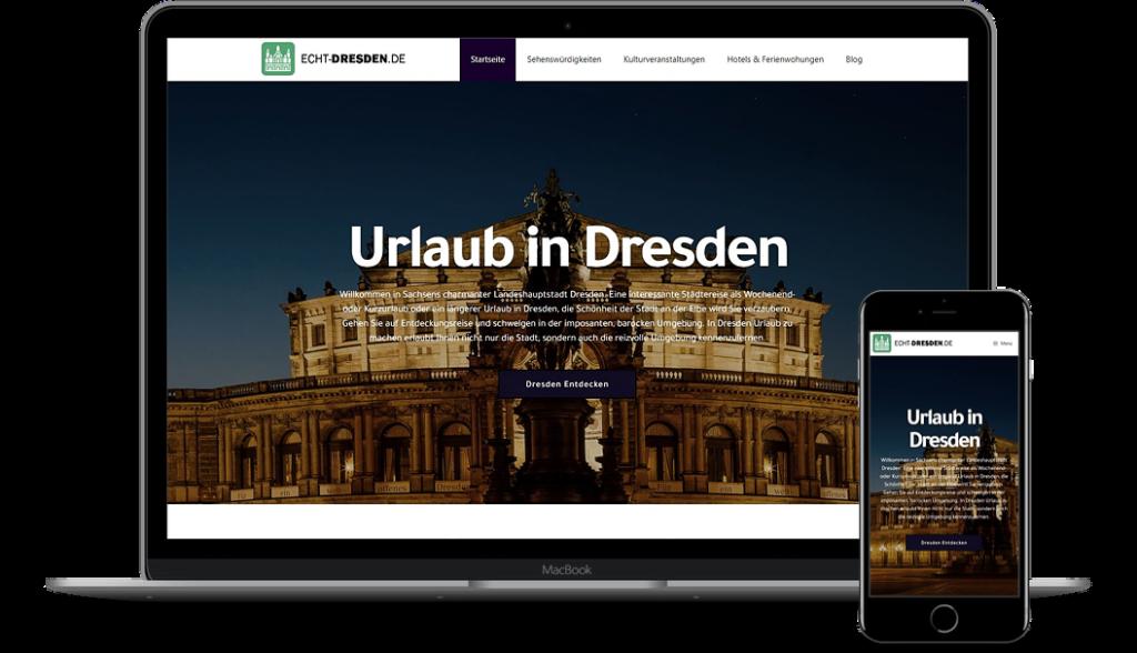 Echt-Dresden.de - Werbung für Ihr Hotel oder Restaurant in Dresden