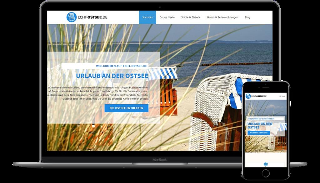 Echt-Ostsee.de - Werbung für Ihr Hotel oder Restaurant im Ostsee