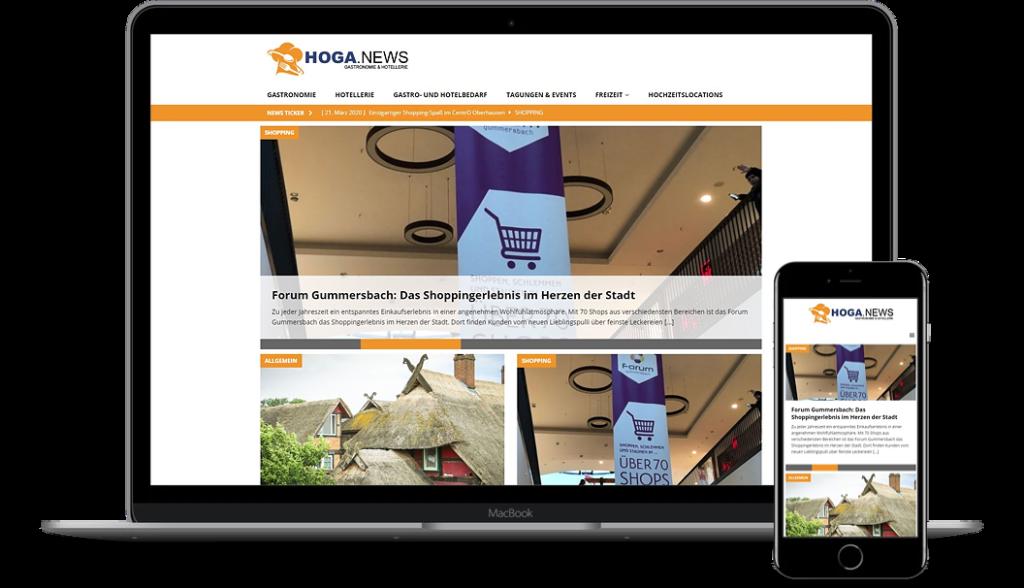 Hoga.News - Hotel und Gastronomie Nachrichten