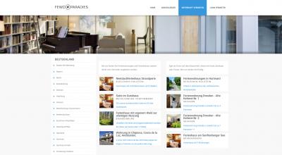 Ferienwohnungen und Ferienhäuser in Deutschland finden und online buchen