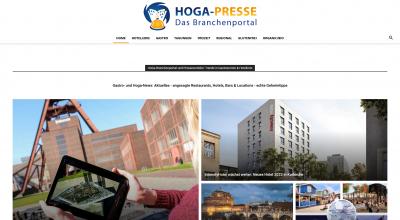 HoGa Branchen- und Presseportal für Hotellerie und Gastronomie_ - www.hoga-presse.de