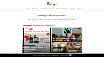 orangic - Das Bio Foodmagazin füe nachhaltiges Essen und Gastronomie_ - orangic.de